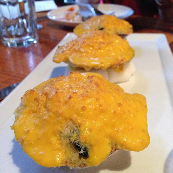Conchas A La Parmesana @ Picca Peru