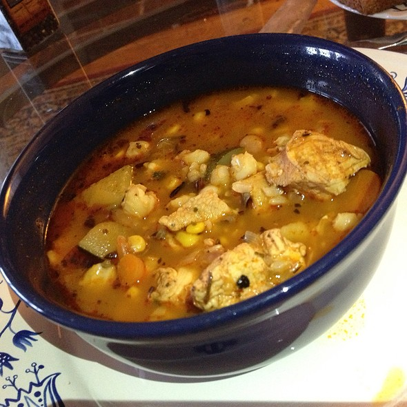 Chicken Tortilla Soup @ Home