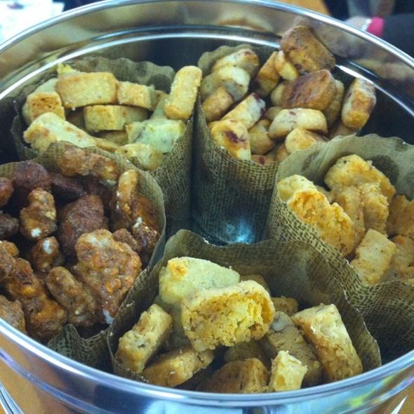 Alchemy Cookies By Carla Hall @ Bullfrog & Baum