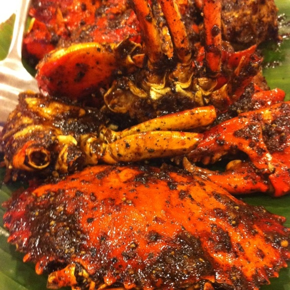 Black Pepper Crab @ Layar