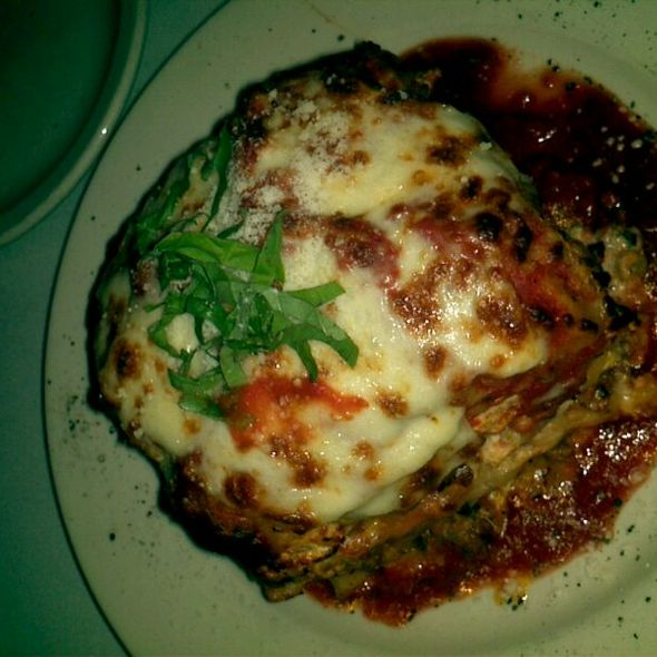 Sweet Italian Sausage And Beef Lasagna  @ Lil Vinny's Ristorante
