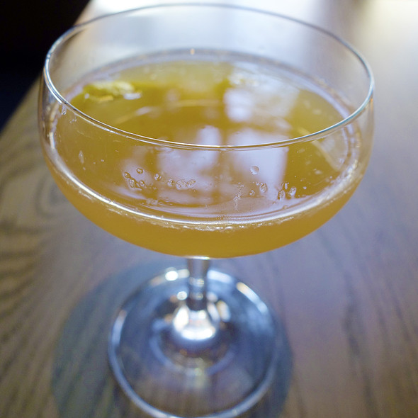 Ginger Martini - MK The Restaurant, Chicago, IL