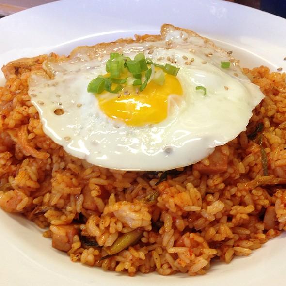 Kimchi Fried Rice @ Bear's Ramen House
