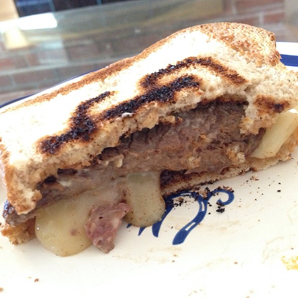 Steak Sandwich @ Home