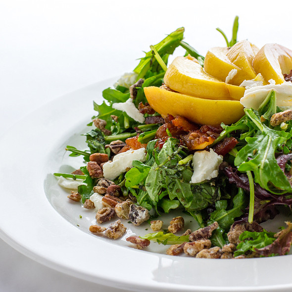 Summer Greens and Herb Salad - Central, Montgomery, AL