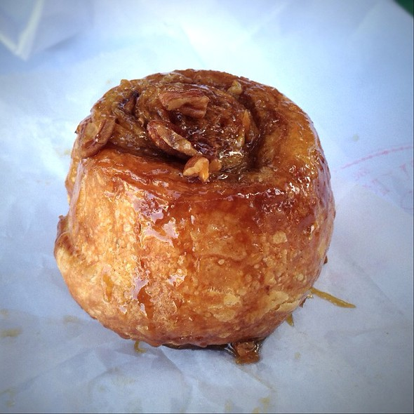 Sticky bun @ Old Town Bakery