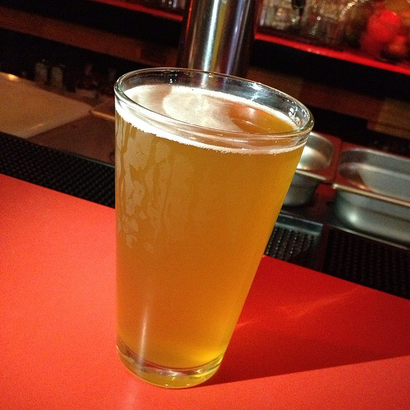 Ale Industry Orange Kush @ Fireside Lounge