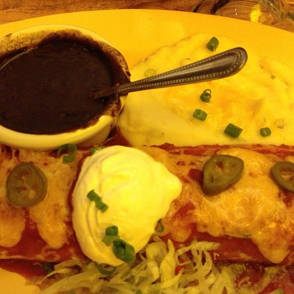 Burro En Fuego @ Carlos O'Kelly's Mexican Cafe