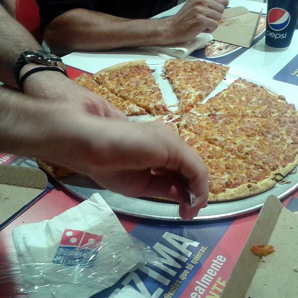 4 Formaggi Pizza @ Domino's Pizza