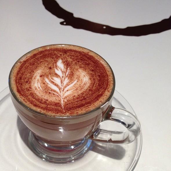 The Fireball @ Cafe Moka