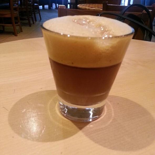 Iced Double Espresso @ Starbucks Coffee Hounslow - London