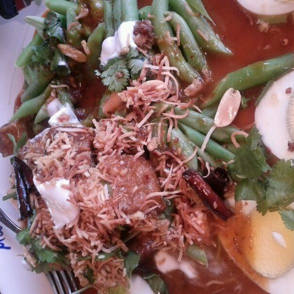 Green Beans With Tofu @ Madam Mam's Noodles & More II