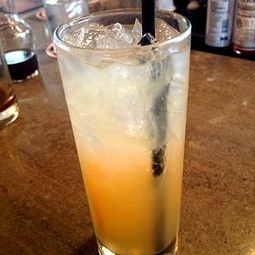 Spring Shrub Cocktail