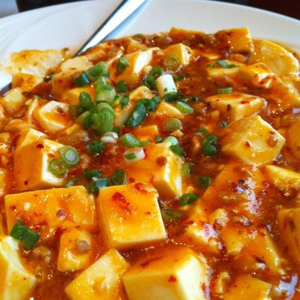Mapo Tofu @ Yao Fuzi