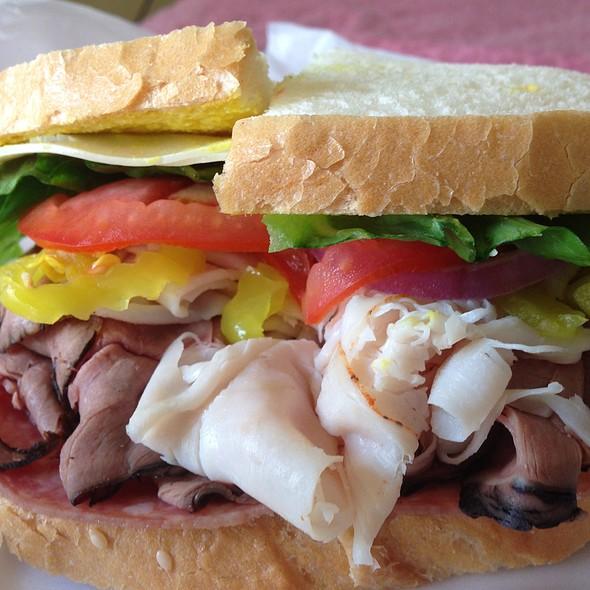 Turkey, Roast Beef, Salami @ Steve's Detroit Deli