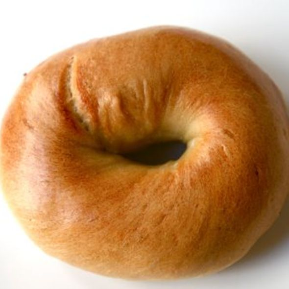 Plain Bagel @ Bagel Hole Inc The