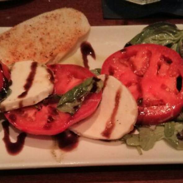 Beefsteak Tomato And Mozzarella Salad - Mitchell's Fish Market - Winter Park, Winter Park, FL
