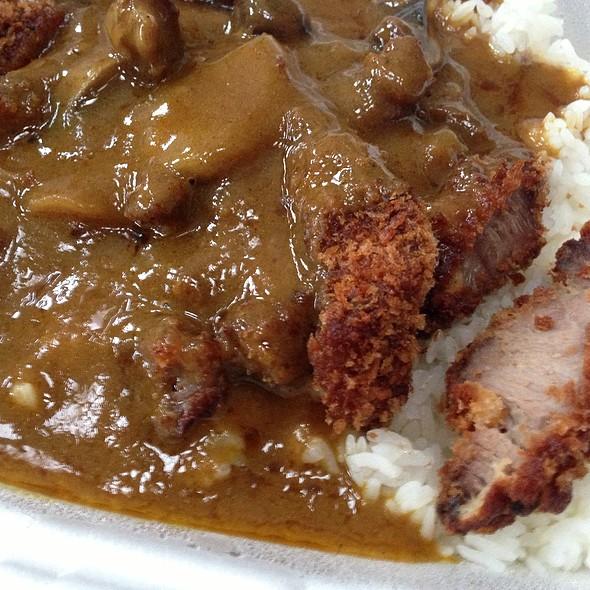 Pork Tonkatsu Curry