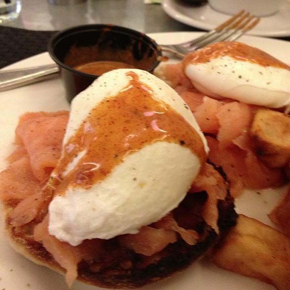 Eggs Norwe @ Brasserie La Vie