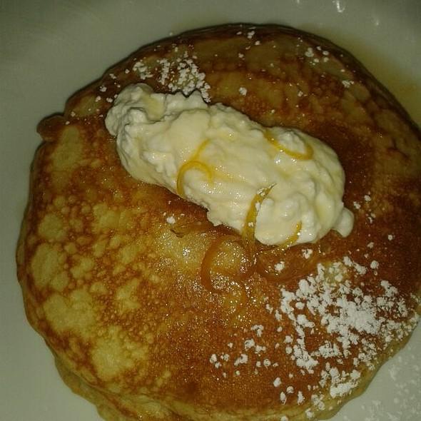 Lemon Pancake - Greenhouse at the Jefferson Hotel Washington DC, Washington, DC