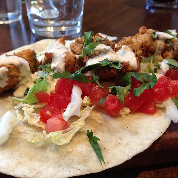 fish tacos - Borealis Grille & Bar - Kitchener, Kitchener, ON
