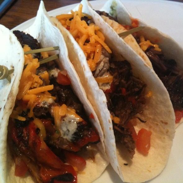 Short Rib Tacos @ prasino
