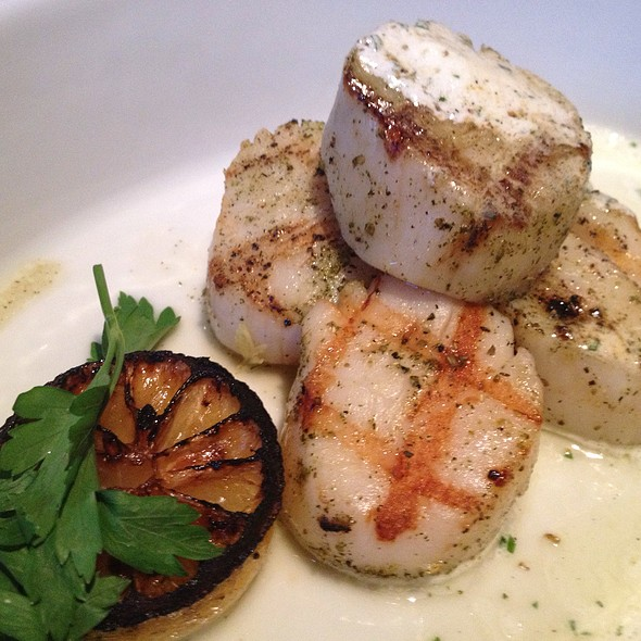 Diver Scallops @ Fred's