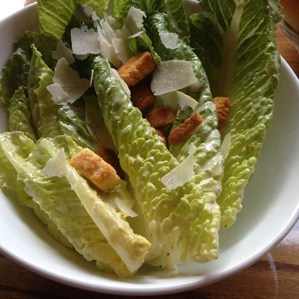 Ceasar Salad - Lancelot Restaurant, Vail, CO