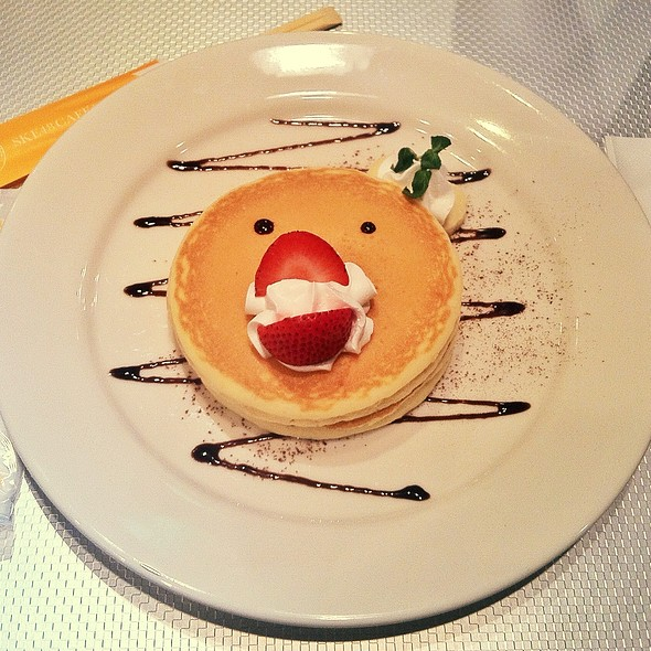 pancakes @ Ske48 Cafe