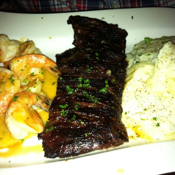 Surf And Turf @ Good To Go Italian & American Comfort Food