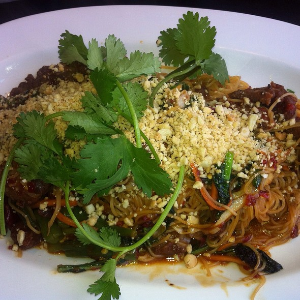 Spicy Dragon Noodles @ Lulu's