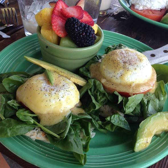 Blackbird Cafe Long Beach Menu