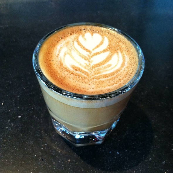 Cortado @ Ride Studio Cafe