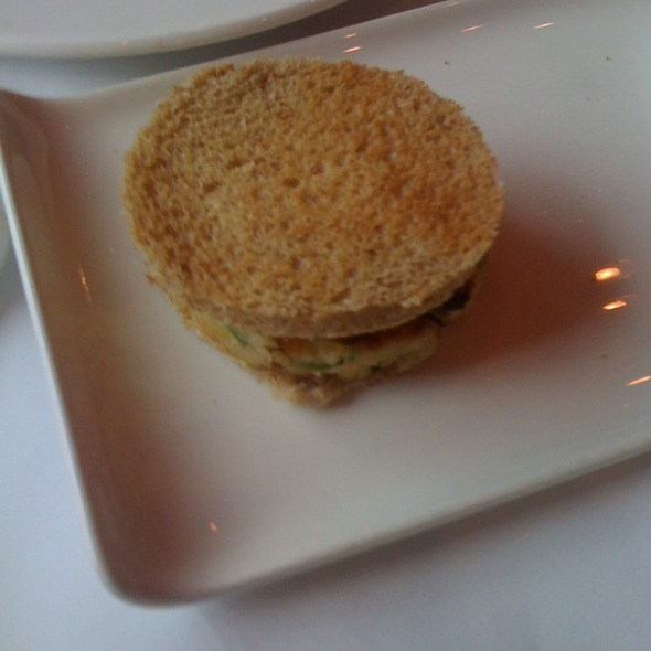 Thai Crab Cake @ Duangrat's Thai Restaurant
