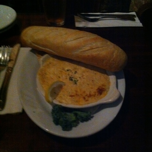 Crab Dip @ Rams Head Tavern