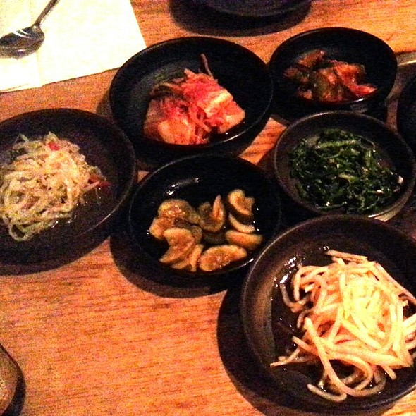 Side Dishes @ Miss Korea BBQ