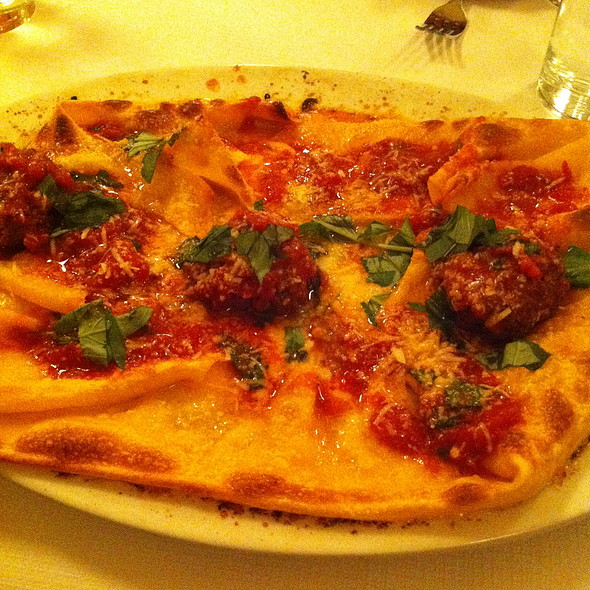 Meat Lasagna - Bond 45, New York, NY