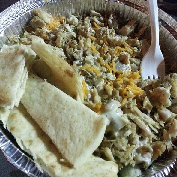 Halal food @ 53rd and 6th Halal Cart