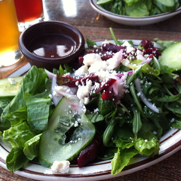 Beet and Goat Cheese Salad @ Emory