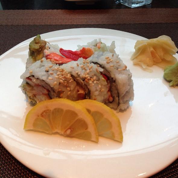 lobster roll @ Tomo Japanese Restaurant