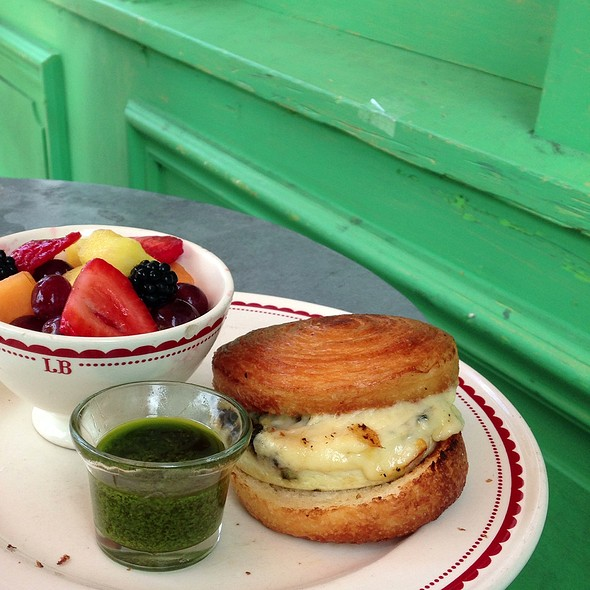 La Boulange Menu - San Francisco, CA - Foodspotting
