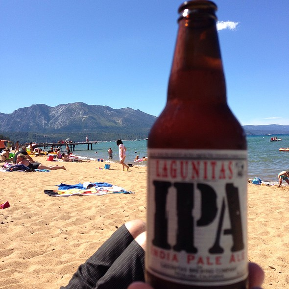 Lagunitas IPA (India Pale Ale) Beer @ Whole Foods Market