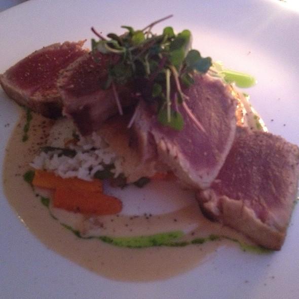 Seared Tuna - Peter Shields Inn, Cape May, NJ