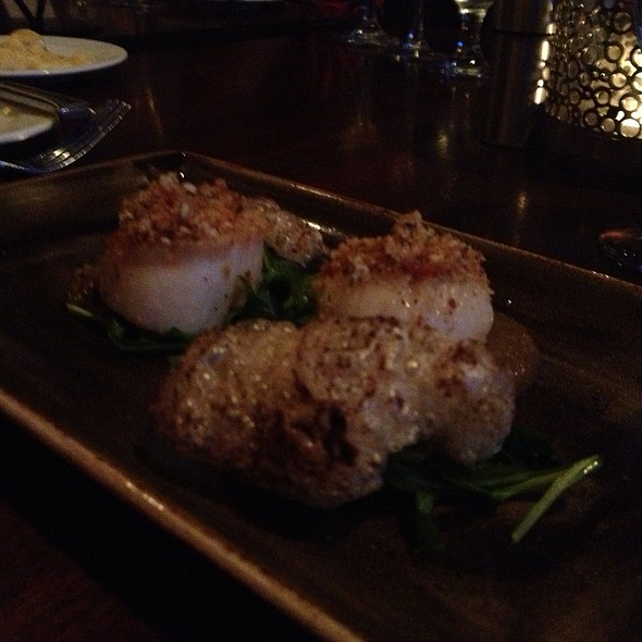 Sea Scallops @ Marchand's Bar and Grill: At Renaissance Vinoy Resort