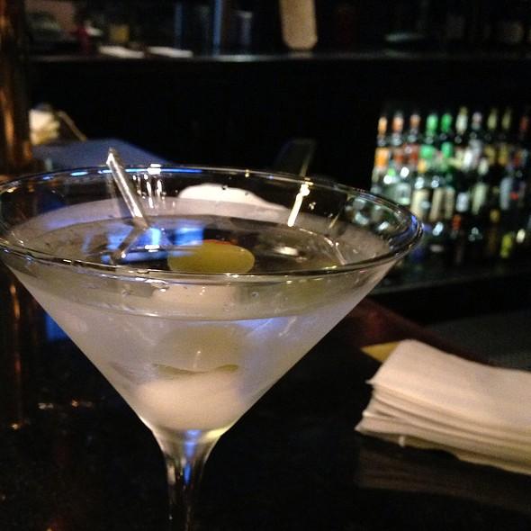 Greygoose Martini - Dawson's - Hyatt Regency Sacramento, Sacramento, CA