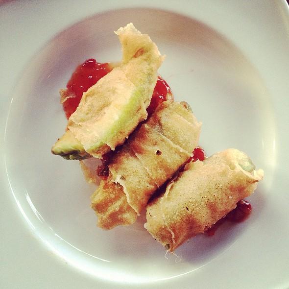 Crispy Avocado @ Bistro La Bon
