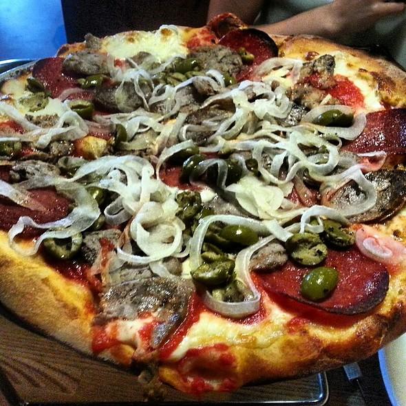 #5 pizza