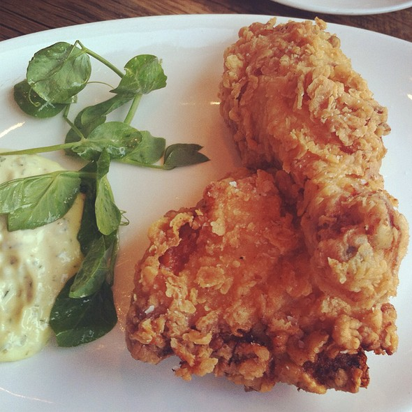 Buttermilk Fried Chicken - Sauce Remoulade @ Mason Pacific