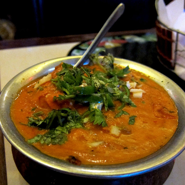 chicken tikka masala @ Delhi Restaurant - Serangoon Road