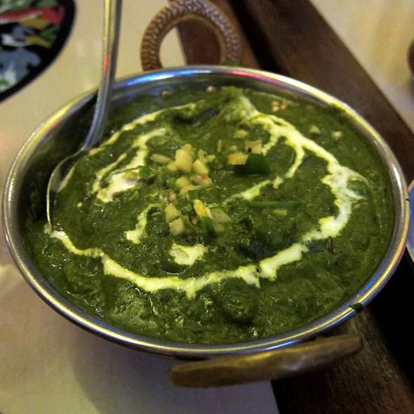 Palek Paneer @ Delhi Restaurant - Serangoon Road